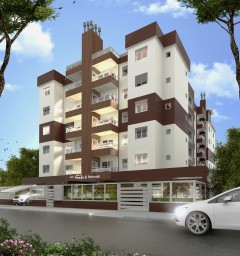 Residencial Principe Di Piemonte Duplex 03 dorm / Com garagem