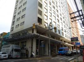 Apartamento 02 dormitórios com dependência central