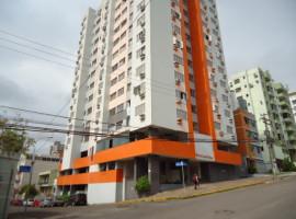 Apartamento 02 dormitórios com garagem