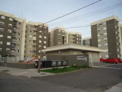 Apartamento 02 dormitórios com estacionamento (Novo)