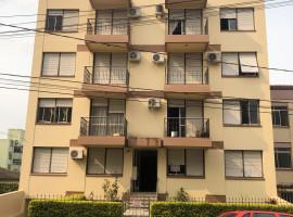 Apartamento 02 dormitórios comdependência
