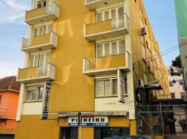Apartamento 02 dormitórios sem garagem central