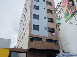 Cobertura Duplex 2 dormitórios