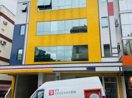 Apartamento de 1 dormitório central